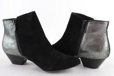 New Womens BCBG Carlah Bootie Black SZ 6M  #BCBG #FashionAnkle