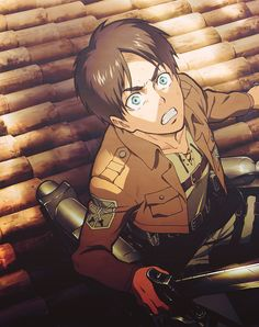 Eren - Shingeki no Kyojin // Attack on Titan