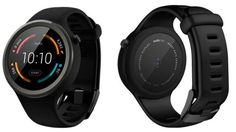 Motorola's Fitness-Focused Moto 360 Sport Is Coming in January