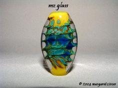Margaret Zinser #lampwork #beads