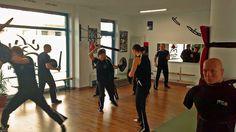 Sparrings-Lehrgang Wing Tai Weapons - Wing Tai Berlin 10-2014