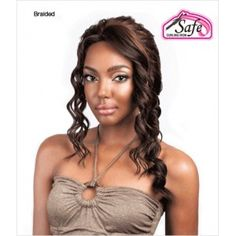 Isis Red Carpet Premiere Synthetic Lace Front Wig RCP-256 Gena Braid