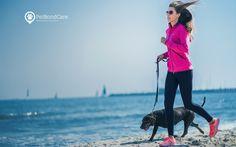 Trenuj ze swoim psem aby był zdrowy i zachowywał wiele sił witalnych.