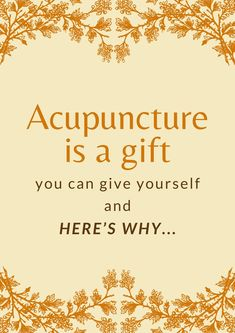 Speaking of self-care, Acupuncture is something you need to add to your health maintenance list. #AcupunctureWorks #Acupuncturebenefits #tcm #traditionalchinesemedicine Acupuncture Benefits, Mending A Broken Heart, Traditional Chinese Medicine, New Technology, Self Care, Health, Gifts, Presents, Health Care