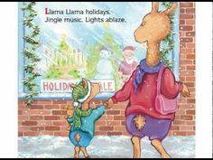 Llama Llama Holiday Drama read aloud by Anna Dewdney School Classroom, Classroom Ideas, Llama Llama Books, Shared Reading, Author Studies, Clips, Read Aloud, Preschool Ideas, Book Activities