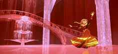 Bella of Arendelle, I hope you like it. It's made of fire prof crystals