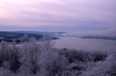 Frozen Finger Lakes
