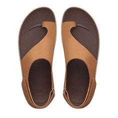 Fitflop Loosh™ Tan #SS15 #Summer #sandals
