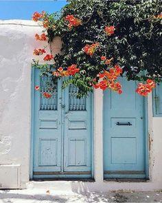 "6,251 Likes, 15 Comments - Bohemian Decor (@bohemiandecor) on Instagram: ""Door inspo of the day  Photo via @cosi_home #bohemiandecor"""