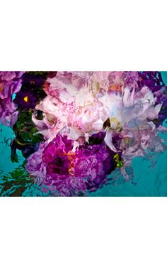 Gilles Bensimon - Watercolor Series: Untitled 1 by Hamiltons Gallery - Moda Operandi