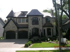 Traditional Exterior Photos French Provincial Design, Pictures, Remodel, Decor and Ideas - page 193