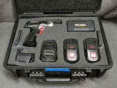 Pelican 1550 Tool case