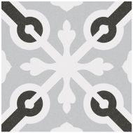 Tile Sample Liberty Sucre 2 Victorian Pattern Encaustic Wall & Floor Tiles for sale online Ceramic Floor Tiles, Wall And Floor Tiles, Porcelain Tile, Ceramic Flooring, Victorian Pattern, Victorian Tiles, Fired Earth Bathroom, Tiles Direct, Tiles For Sale