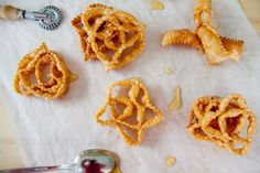 Italian Cartellate Recipe (honey pinwheels - just in time for Christmas | An Italian Canadian Life Blog