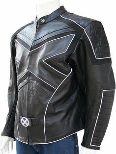 Ice-Man Leather Jacket