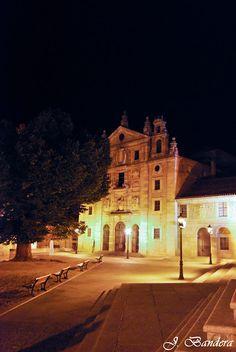 Las Fotografías de Bandera: La iglesia-convento de Santa Teresa en Ávila