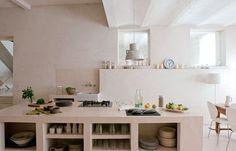 Deux grandes cuisines qui font frémir les gourmands - CôtéMaison.fr