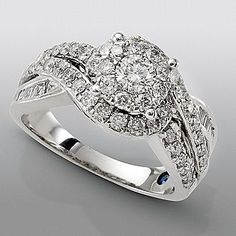 Too many diamonds for me but I love the curvy look and the vintage looks!!