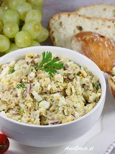 Pesto, Polish Recipes, Polish Food, Fried Rice, Fit, Ethnic Recipes, Interesting Recipes, Spreads, Nasi Goreng