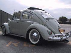 1960 VW Bug #VWclassic