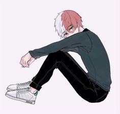 My Hero Academia (Boku No Hero Academia) #Anime #Manga Todoroki Shouto