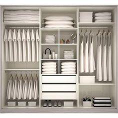 Consejos para mantener el armario en orden