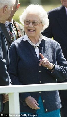Queen Elizabeth II and Camilla, Duchess of Cornwall attend the Royal Windsor Horse show in the private grounds of Windsor Castle on May Hm The Queen, Royal Queen, Her Majesty The Queen, Santa Lucia, Queen Of England, Windsor England, English Royal Family, Isabel Ii, Reign Bash