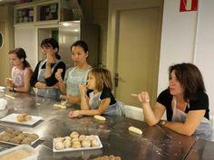 Taller de pan familiar con la @cookiteca y @Thermomix bcn: Mercedes de Ayguavives