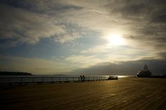 500px / Seattle Waterfront by Jeff Morley