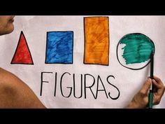 Canción de las Figuras - Formas y Figuras Geométricas Para Niños - Aprender cantando #