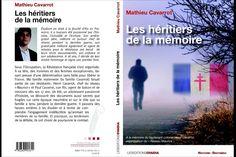 """La 4ème de couverture du livre """"Les héritiers de la mémoire"""""""
