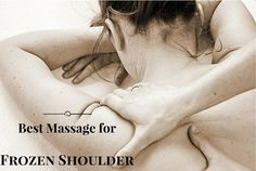Finding the best massage for frozen shoulder is not easy. Adhesive capsulitis is a painful condition requiring physiotherapy in stages of treatment