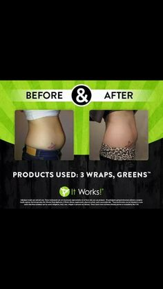 Whats all the hype about those Crazy Wraps? They tighten, tone and firm your body up like now diet can ever do! http://www.lmaillelle.myitworks.com