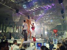 Babiloniaaaaa with MC Johnny Rush Johnny Rush in Bellagio Club!!!