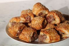 Sausage Roll Recipe :: Jamie Olivers Sausage Rolls :: party food