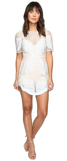 alice McCALL We Found Love Dress (Ice Blue) Women's Dress - alice McCALL, We Found Love Dress, AMD20122, Apparel Top Dress, Dress, Top, Apparel, Clothes Clothing, Gift - Outfit Ideas And Street Style 2017