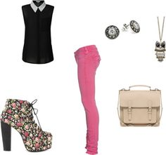 """posh"" by tavia-dawn-bechtel on Polyvore"