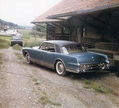 1961 Facel-Vega Excellence Sedan