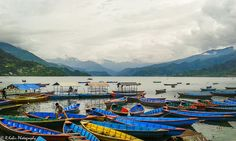 Phewa Lake is one of Pokhara's top things to see.