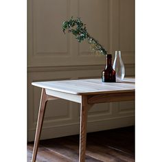 Buy Matthew Hilton for Case Dulwich Extending Dining Table, Oak Online at johnlewis.com