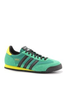 adidas dragon black men