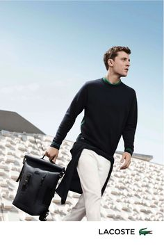 George Barnett for Lacoste Spring/Summer 2016 Campaign