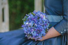 Alles blau. Blaue Hochzeitsideen und totale Begeisterung!
