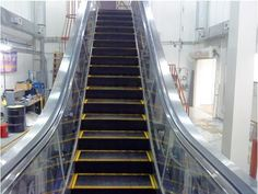Electrical Knowhow: Escalators Basic Components - Part One