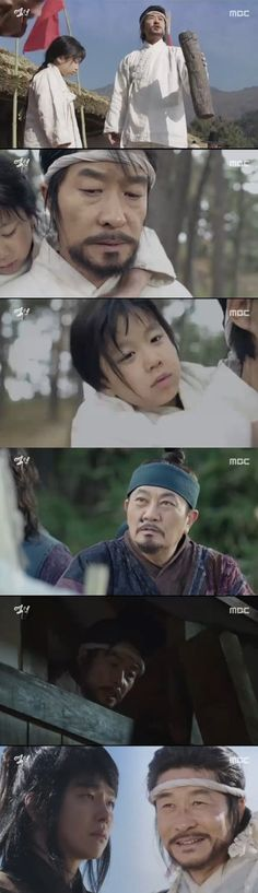 [Spoiler] Added episode 1 captures for the #kdrama 'Rebel: Thief Who Stole the People'
