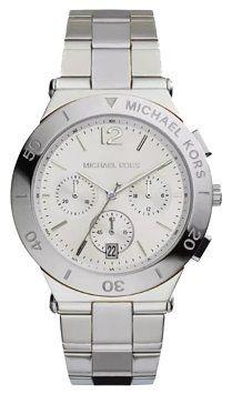 MICHAEL Michael Kors MK5932 Wyatt Silver Tone Watch - 48% Off Retail - Tradesy