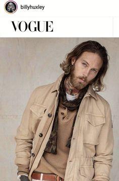 Billy Huxley, Raincoat, Vogue, Jackets, Fashion, Rain Jacket, Down Jackets, Moda, Fashion Styles