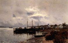 Shore: 1889