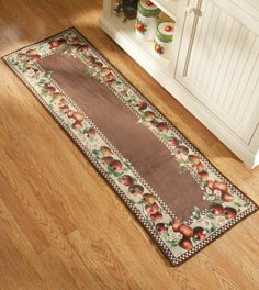 kitchen apple rugs | 1000x1000.jpg
