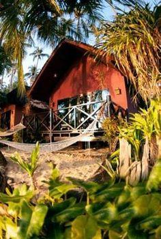 Koh Chang: Nirvana Resort Koh Chang ca. 40€/Nacht 15 Bungalows, Klimaanlage, Safe, Wlan, Pool, Frühstück, Restaurant